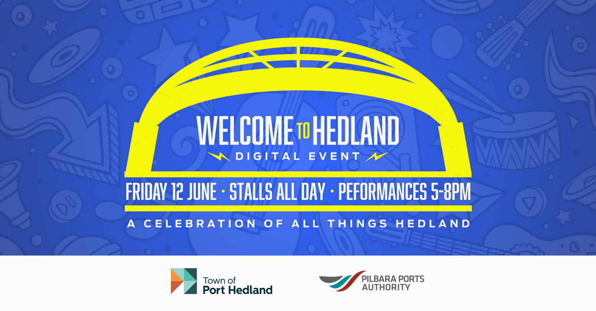 Town and Pilbara Ports Authority Welcome to Hedland Digital moves event
