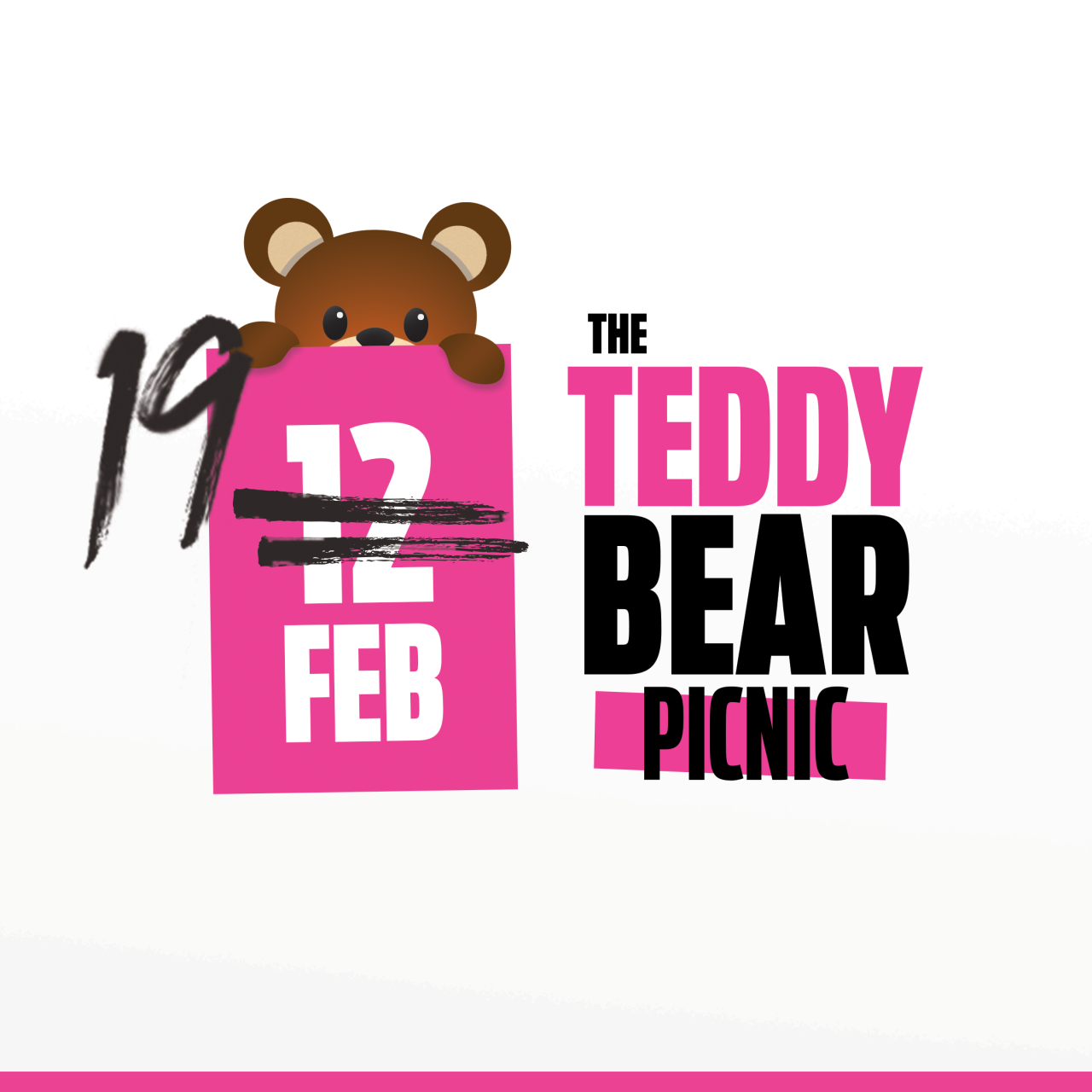The Teddies are Coming to Town... a Little Later